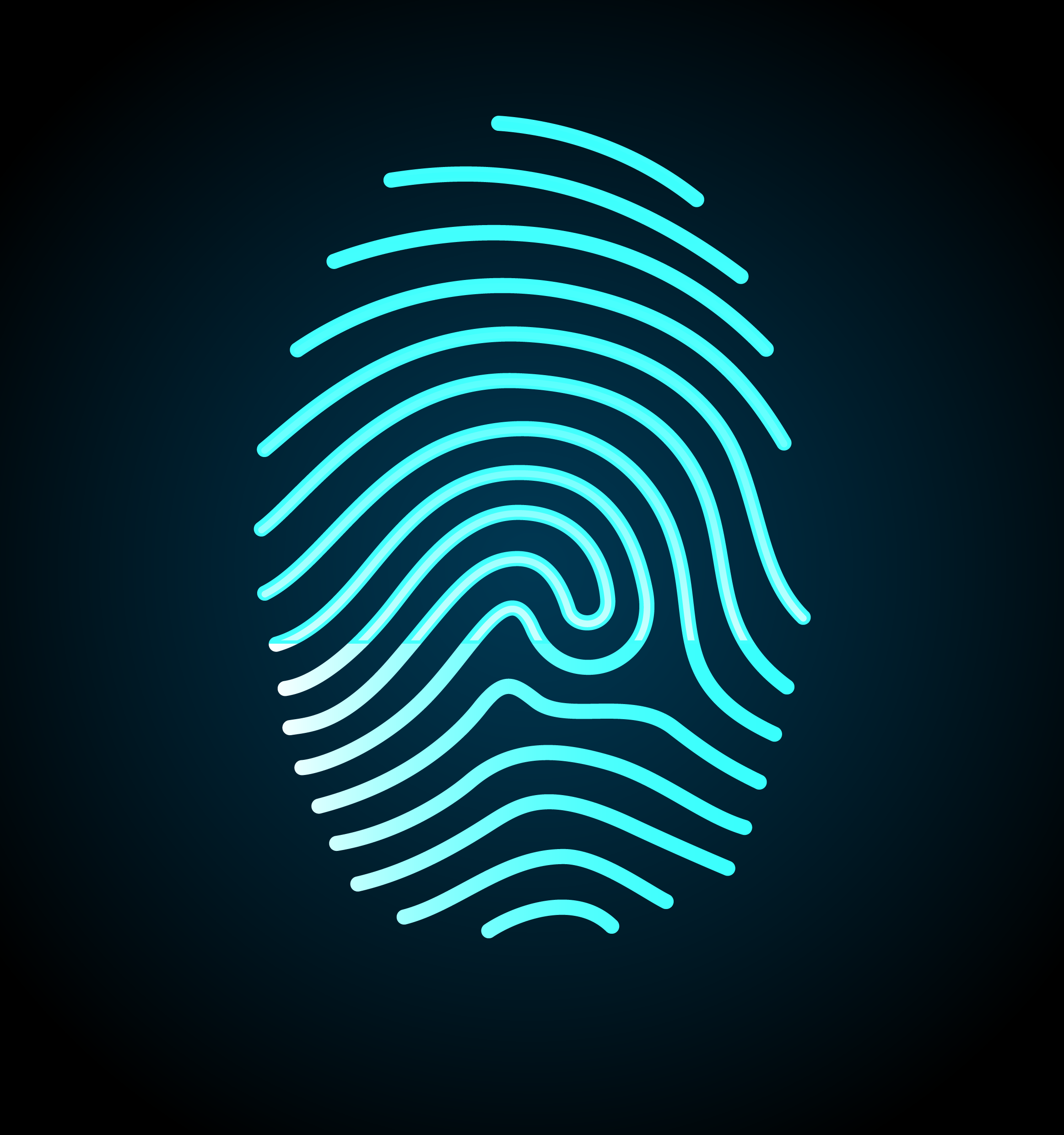 East Texas Fingerprinting